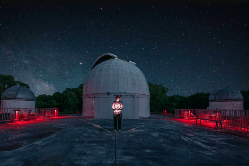 Thank Your Lucky Stars That The George Observatory Has Reopened