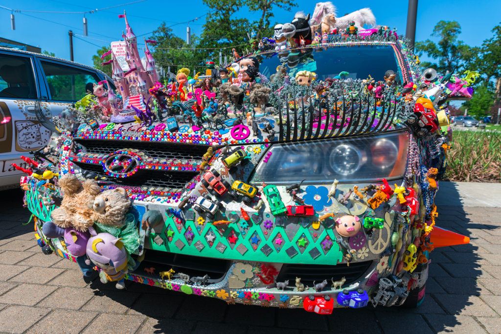 Art Car Weekend Is Driving Into Houston This Weekend