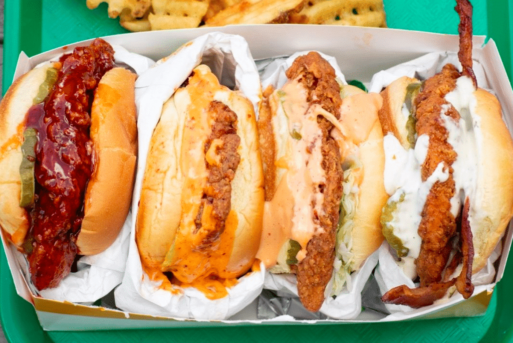 Celeb Chef, David Chang, Opens Chicken Sandwich Kitchen In Houston Today