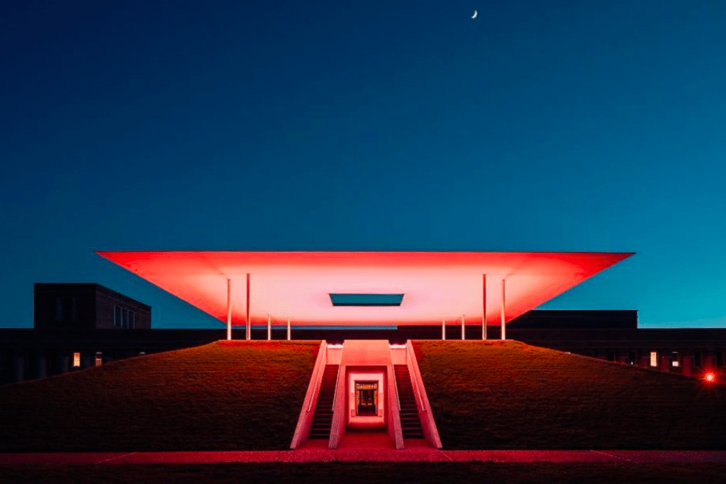 The Twilight Epiphany Skyscape In Houston Has Reopened To The Public