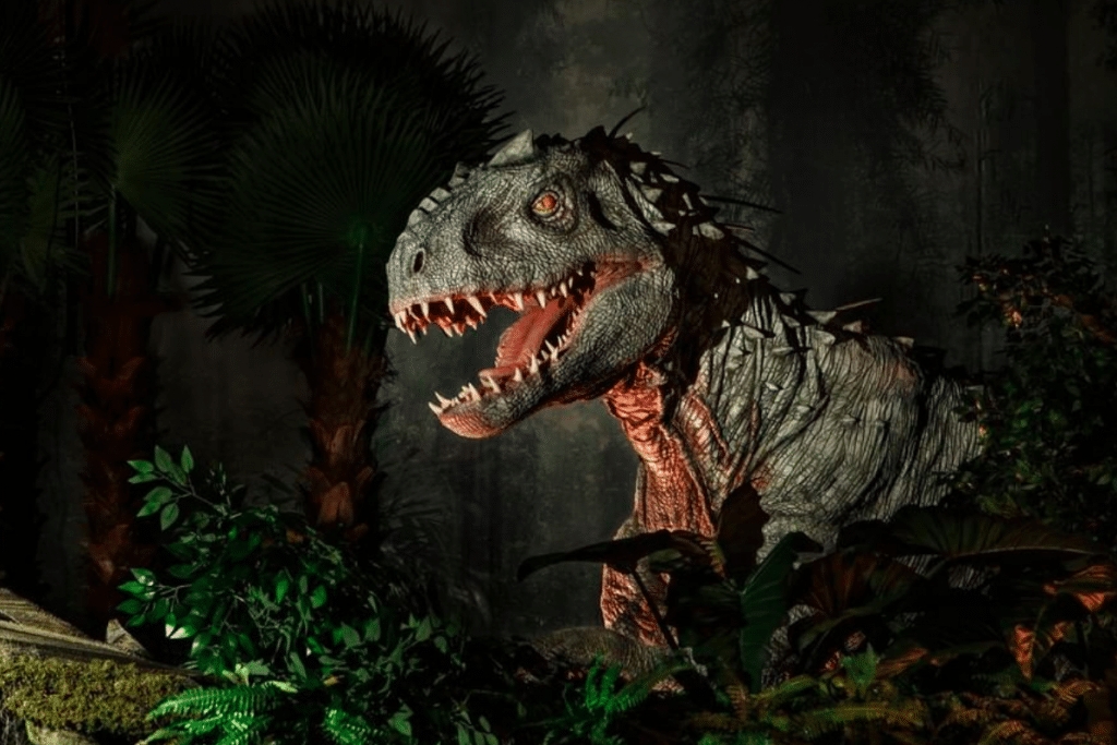 A Massive 'Jurassic World' Exhibition Is Stomping Into Texas This June