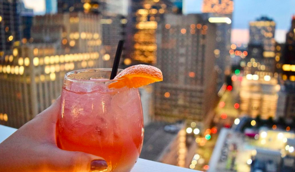 10 Elevated Rooftop Bars And Restaurants In Houston To Check Out