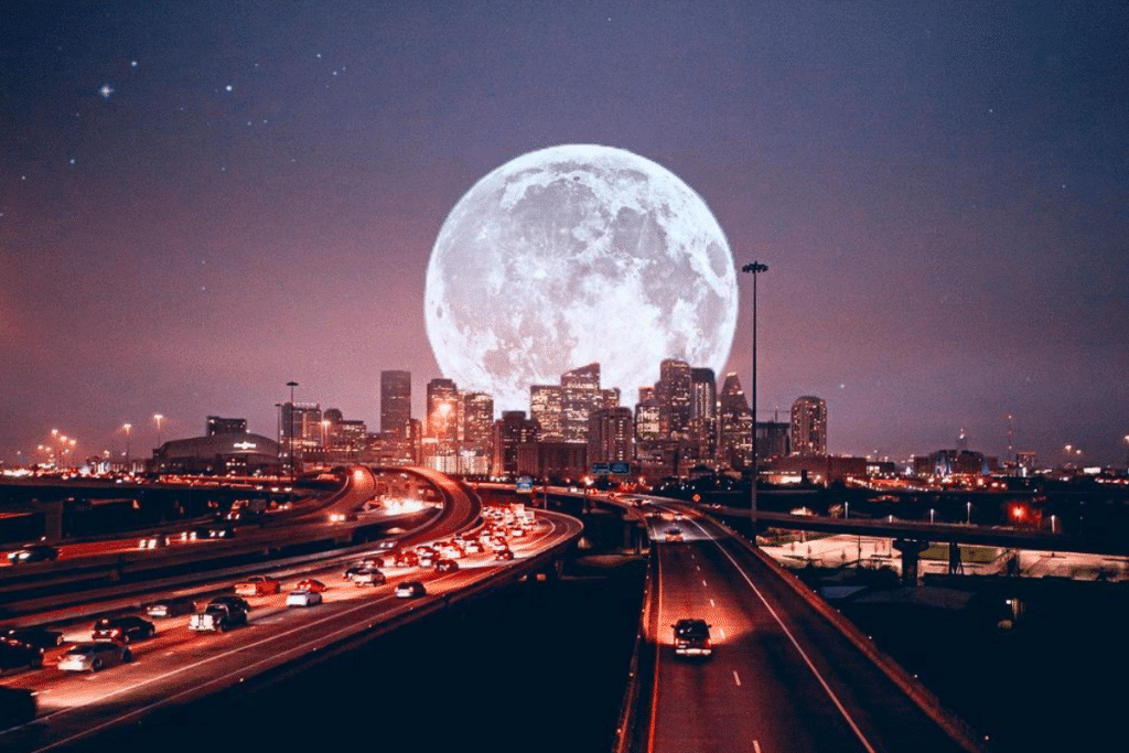 Total Lunar Eclipse And Brightest Moon Of 2021 To Illuminate Texas Skies Tomorrow