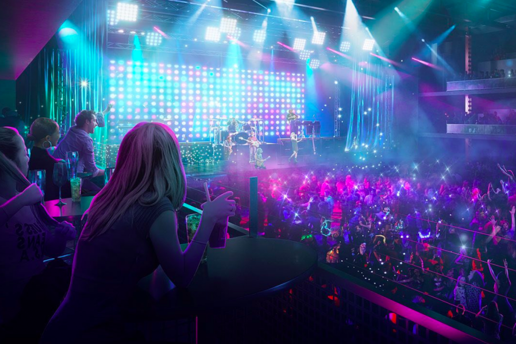 Massive Live Nation Concert Venue Opening At Cutting-Edge POST Houston Complex This Fall