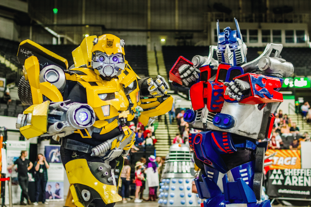 Texas' Largest Pop Culture Festival Returns To Houston This Week • Comicpalooza