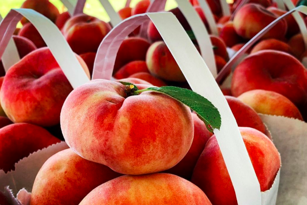 Pick The Perfect Peach At This Bountiful Texas Orchard