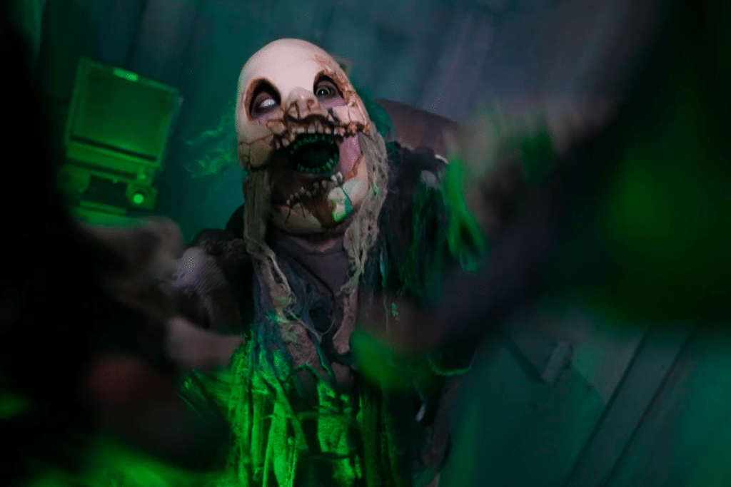 Engage In An Epic Post-Apocalyptic Laser Tag Experience At A Haunted House In Houston This June