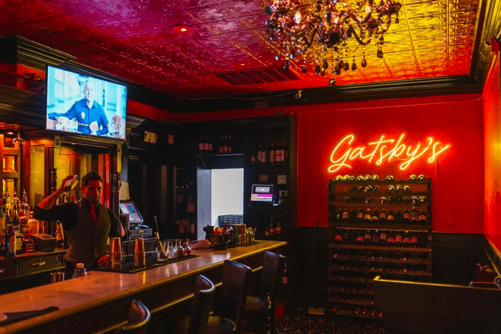 A 1920s Gatsby-Themed Speakeasy Is Now Open In Houston
