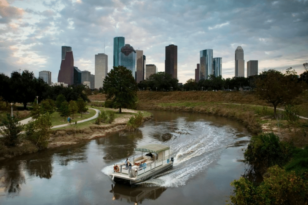 Cruise Buffalo Bayou This Summer With These Exciting Bayou Boat Tours Houston