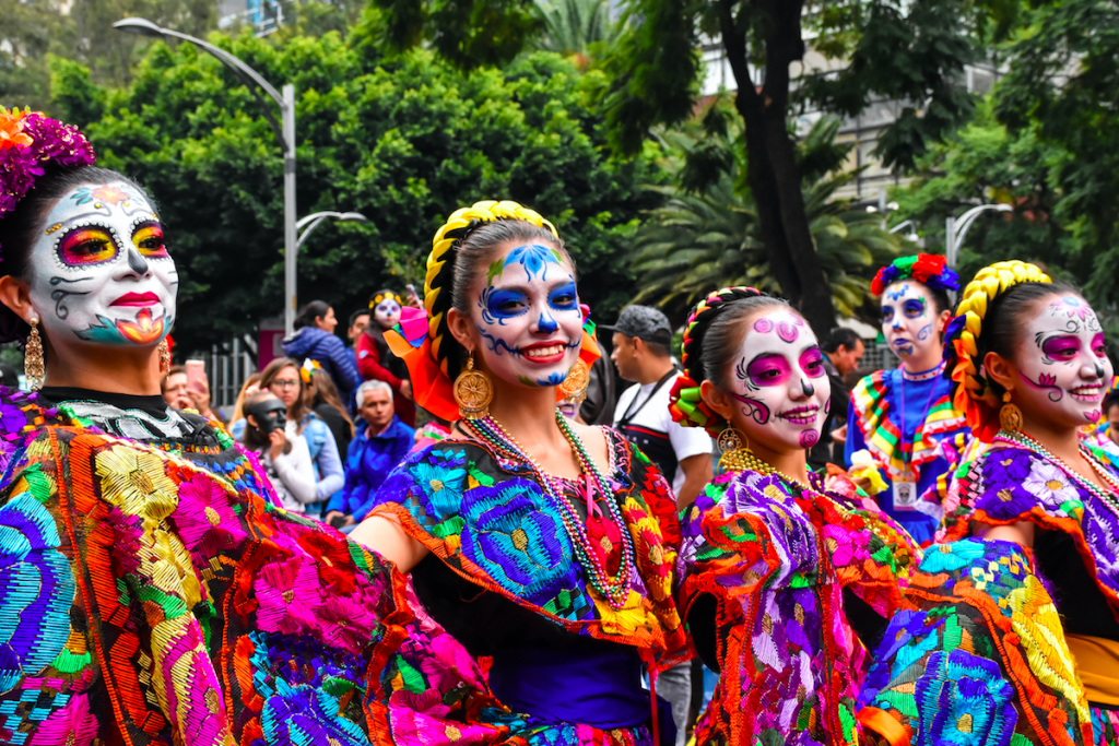A Spectacular Día De Los Muertos Festival Is Taking Place In Houston This Fall