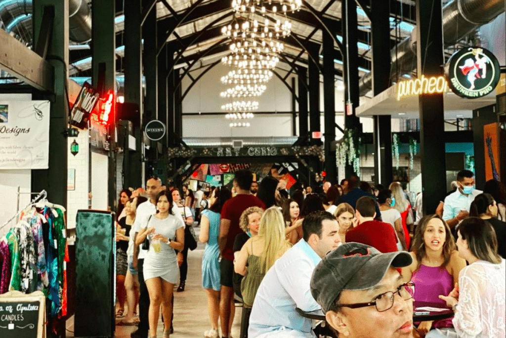 A Fresh Two-Story Market Is Now Open In Houston
