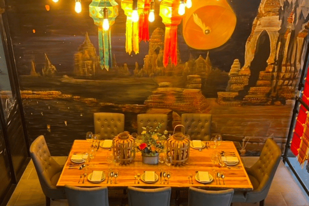 Take A Culinary Trip Through Thailand With This Upscale Chef's Table Experience