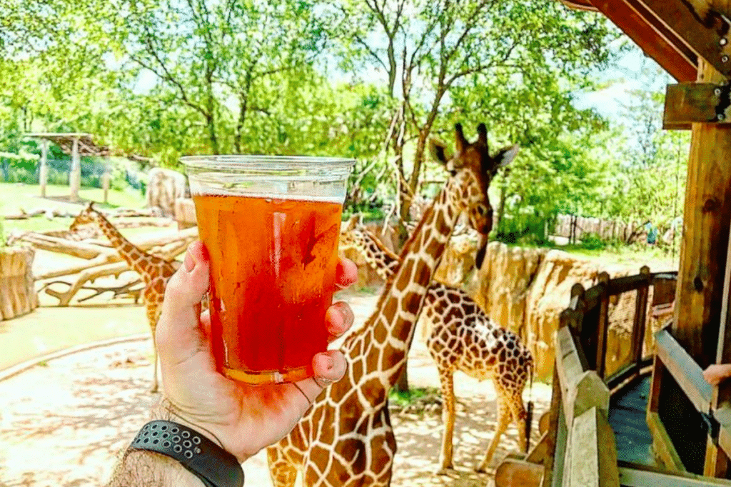 Brew At The Zoo Returns To The Houston Zoo This Month