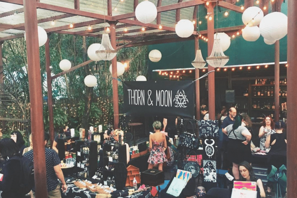 Pick Your Poison At This Witchy Magical Market This Weekend