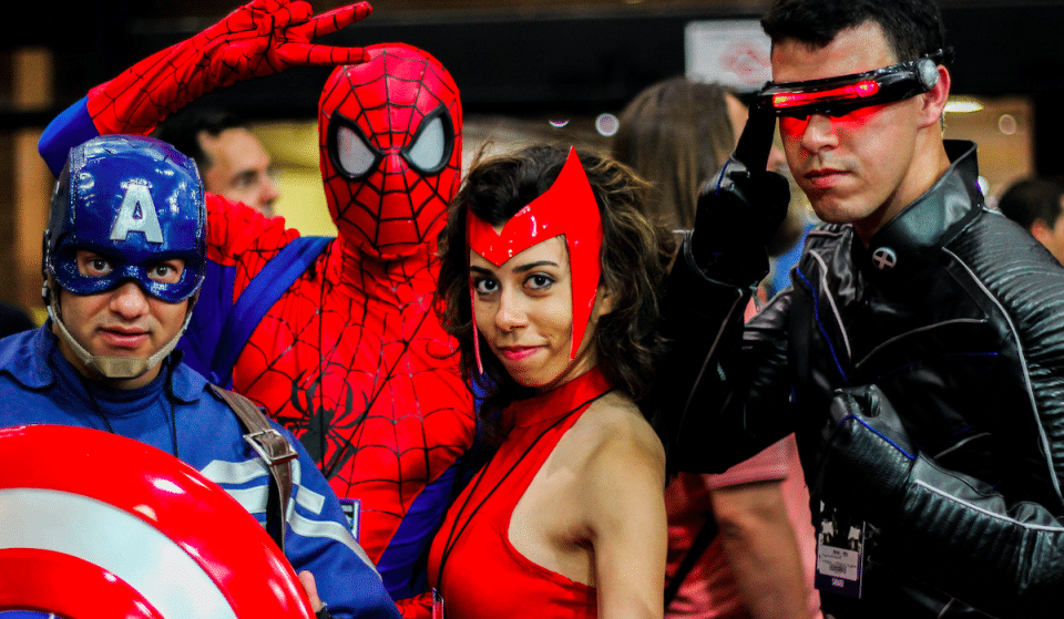 The Bayou City Comic Con Is Planning A Pop Culture Takeover This November