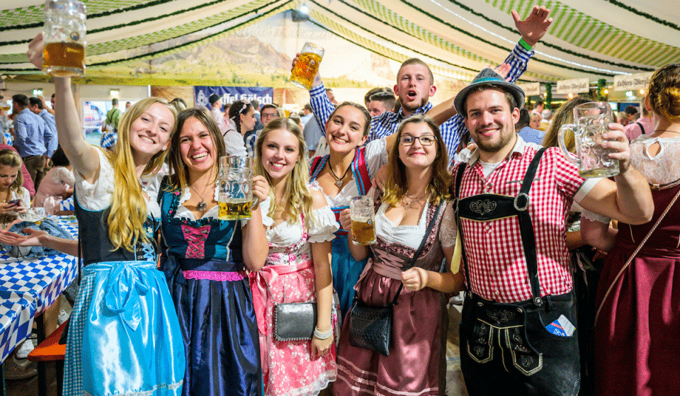 A Massive Oktoberfest Celebration Is Coming To Houston This Fall