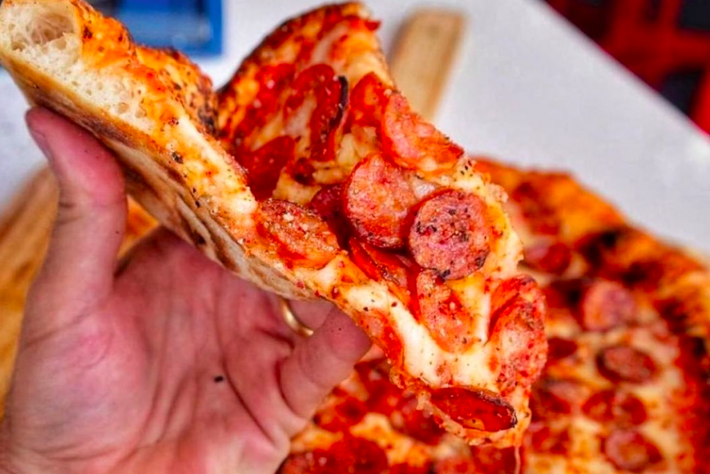 10 Of The Best Pizza Parlors In Houston