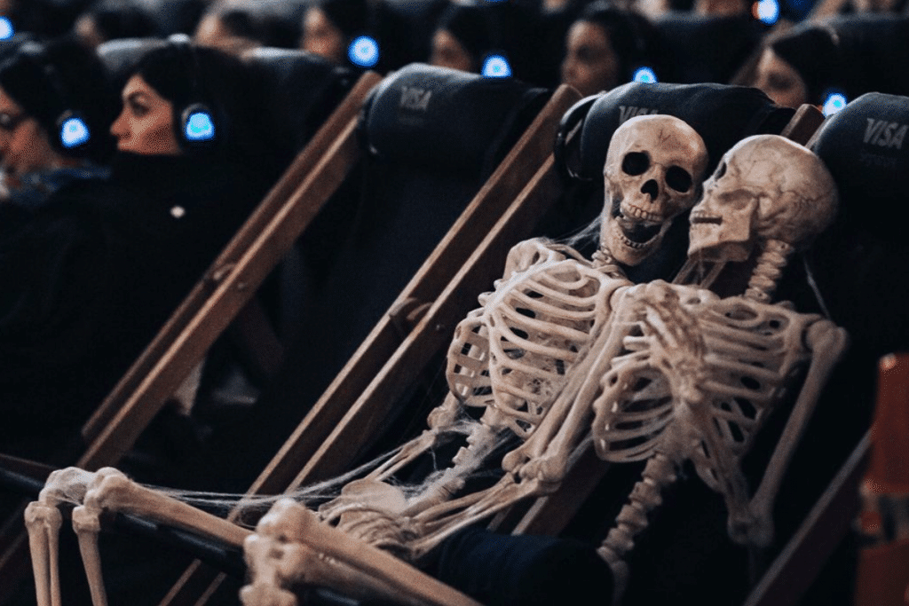 Rooftop Cinema Club Announces Spine-Chilling October Program