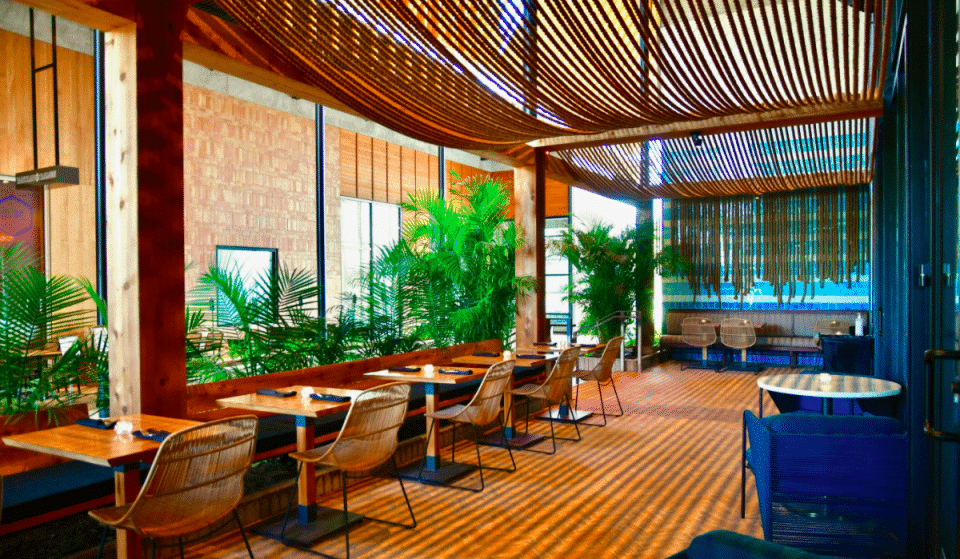 A Tulum-Inspired Lounge And Patio Bar Has Opened In Houston