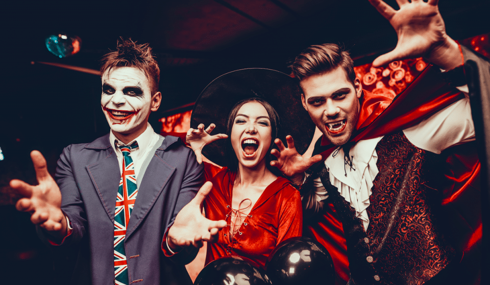 10 Terrifyingly Fun Things To Do For Halloween Weekend In Houston