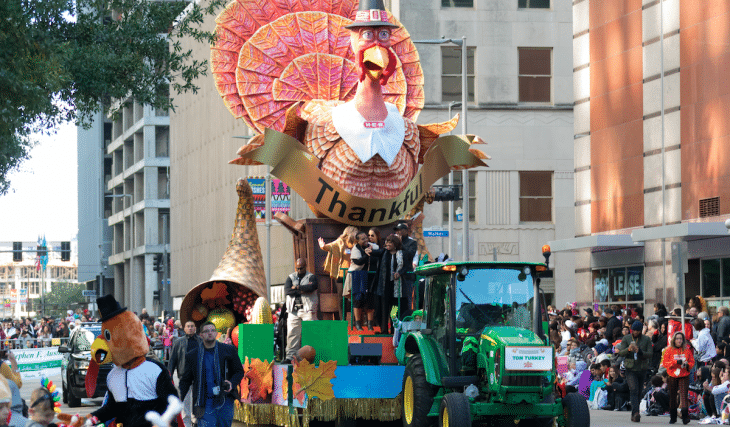 Houston's Iconic Thanksgiving Day Parade To Return This Year After 2020 Hiatus